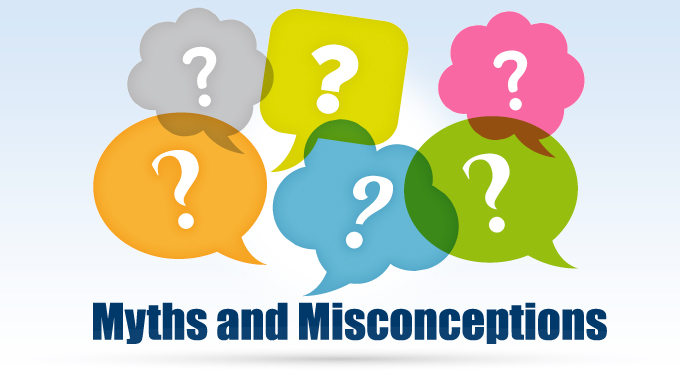 Myths and Misconceptions about the PGPB