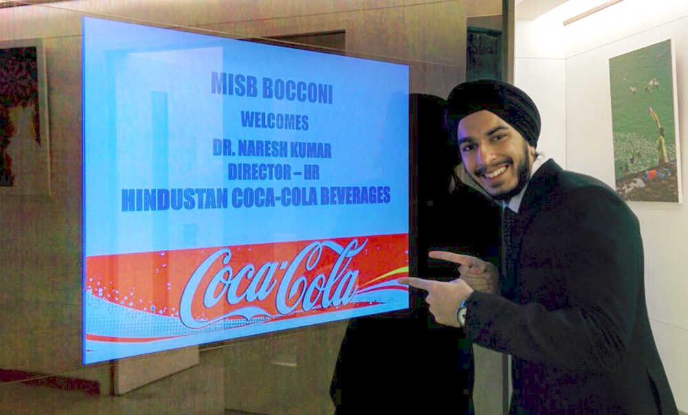 The Coca Cola Internship Experience
