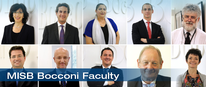 Broaden Your World with MISB Bocconi's International Faculty