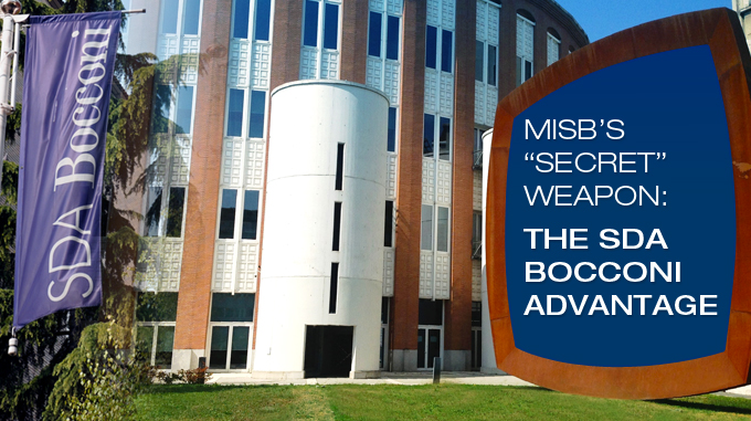 "MISB's ""Secret"" Weapon: The SDA Bocconi Advantage"