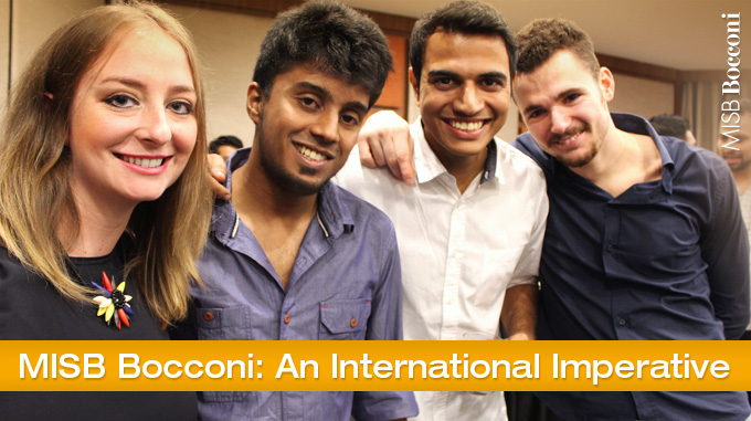 MISB Bocconi: An International Imperative