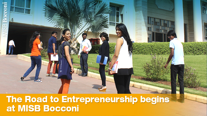 The Road to Entrepreneurship Begins at MISB Bocconi