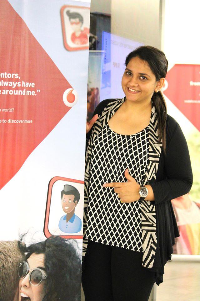 Student Diaries: Shradha Varma's Internship Experience with Vodafone