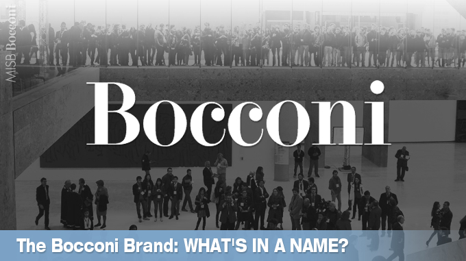 The Bocconi Brand: What's in a Name?