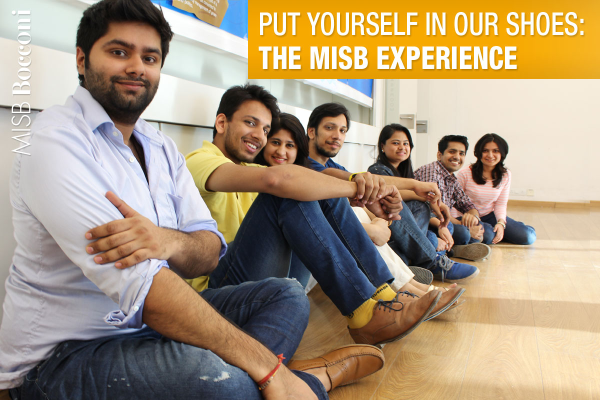 Put Yourself in Our Shoes: The MISB Experience