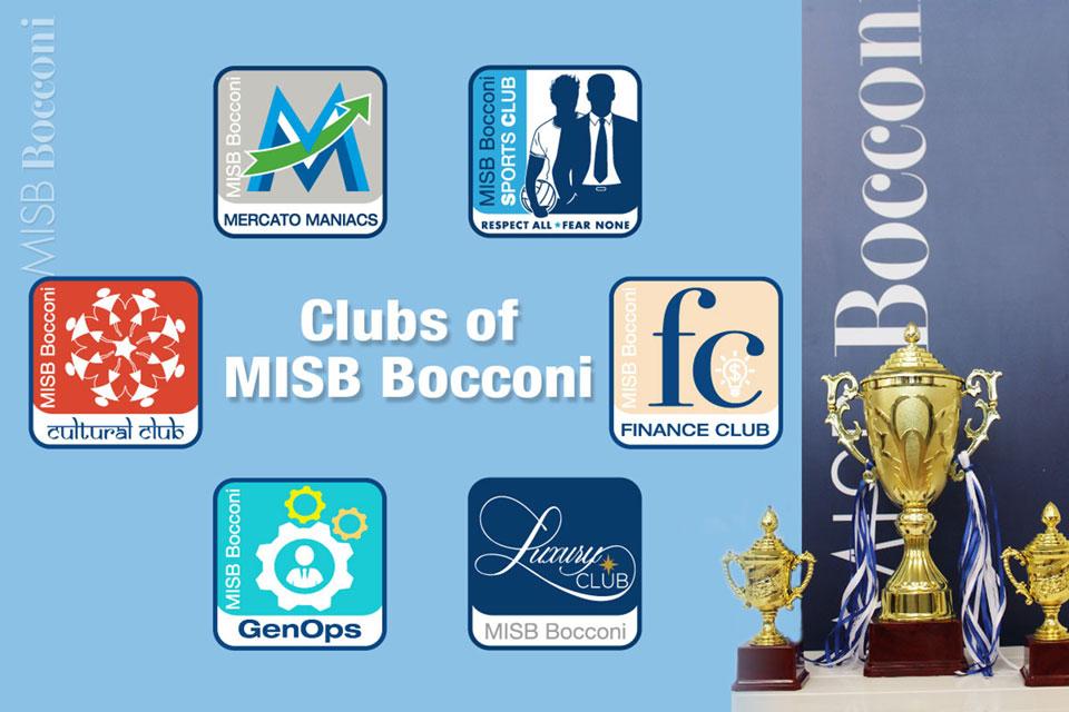 CLUBS OF MISB BOCCONI