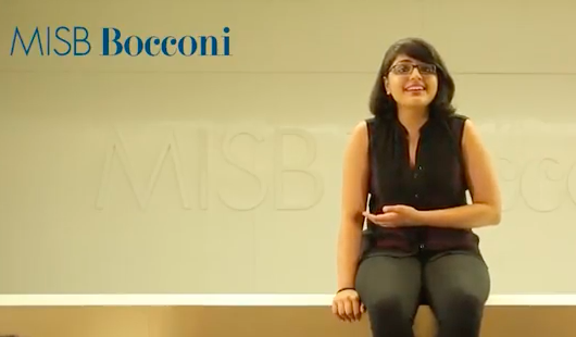 Why I Enjoy MISB Bocconi?