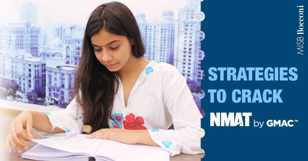 Strategies to crack a perfect 99 on the NMAT by GMAC Test