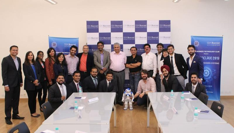 Legacy vs Modern systems: BTC Conclave at SDA Bocconi Asia Center